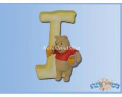 Magnetisch Alfabet Letter I - Pooh