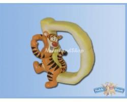 Magnetisch Alfabet Letter D - Tigger