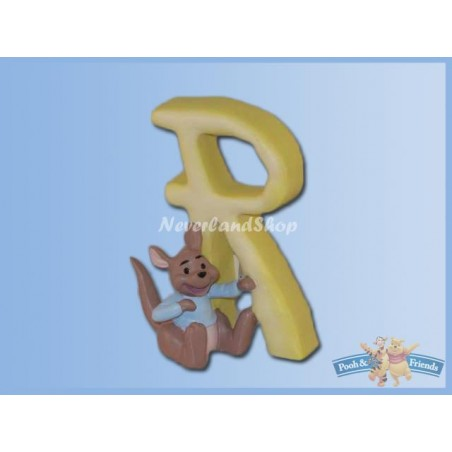 Magnetisch Alfabet Letter R - Roo
