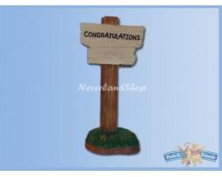 Congratulations (Resin)