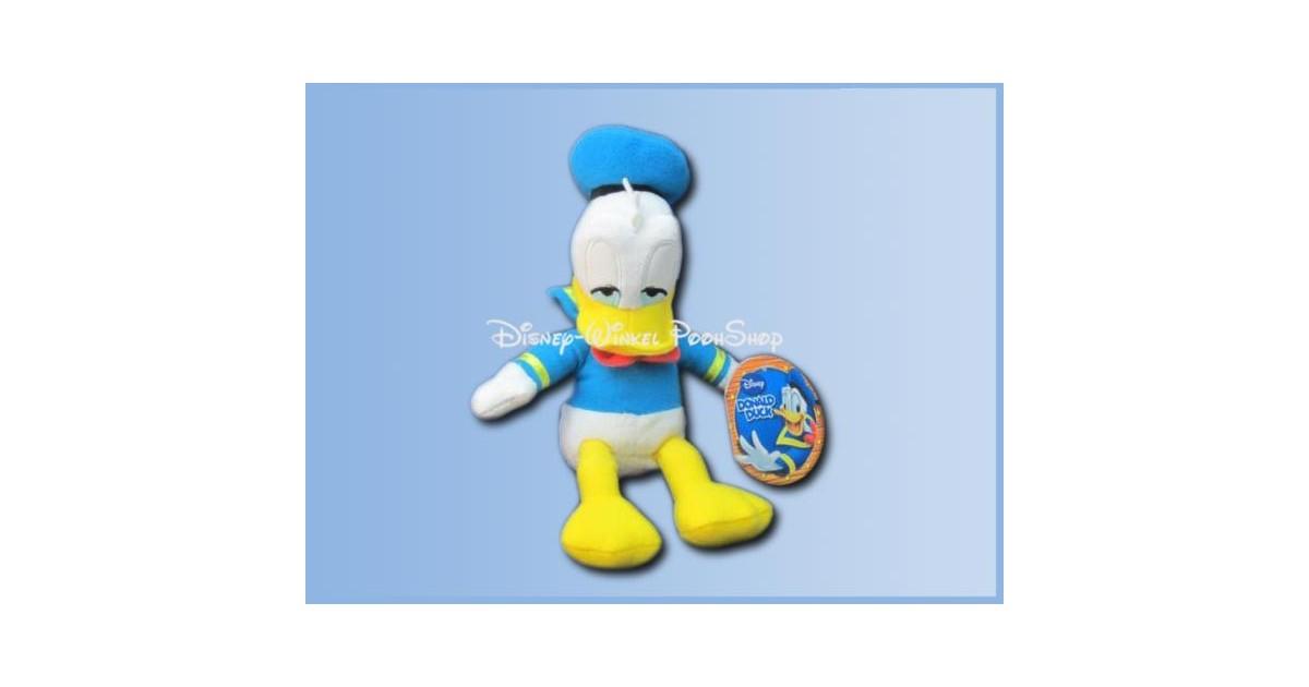 Knuffel 20cm - Sleepy Donald