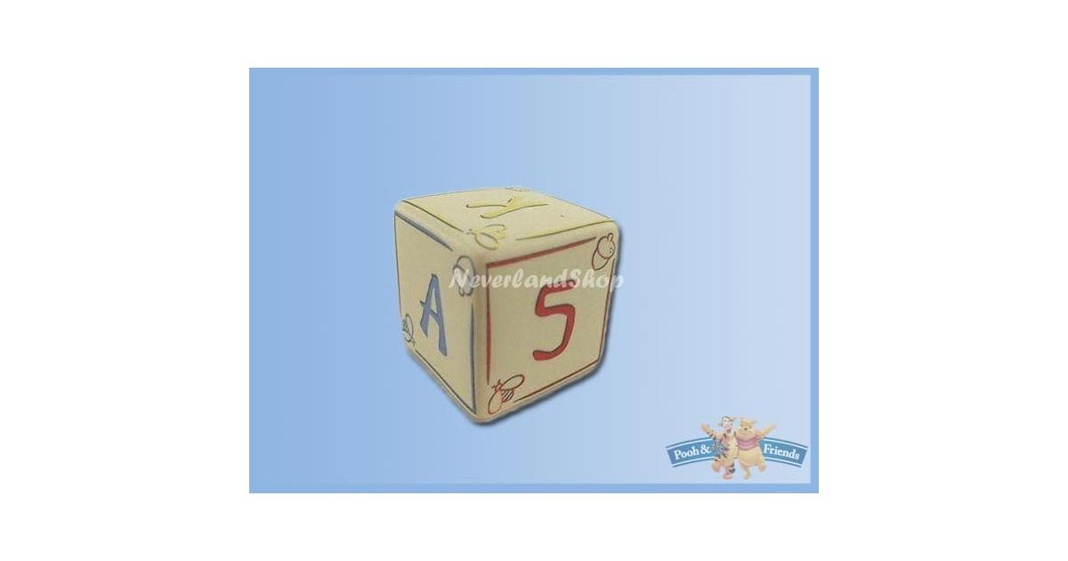 Blok 5 (Met Letters K,U,L,A & Nr 5)