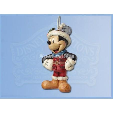 Sugar Coated Ornament - Mickey