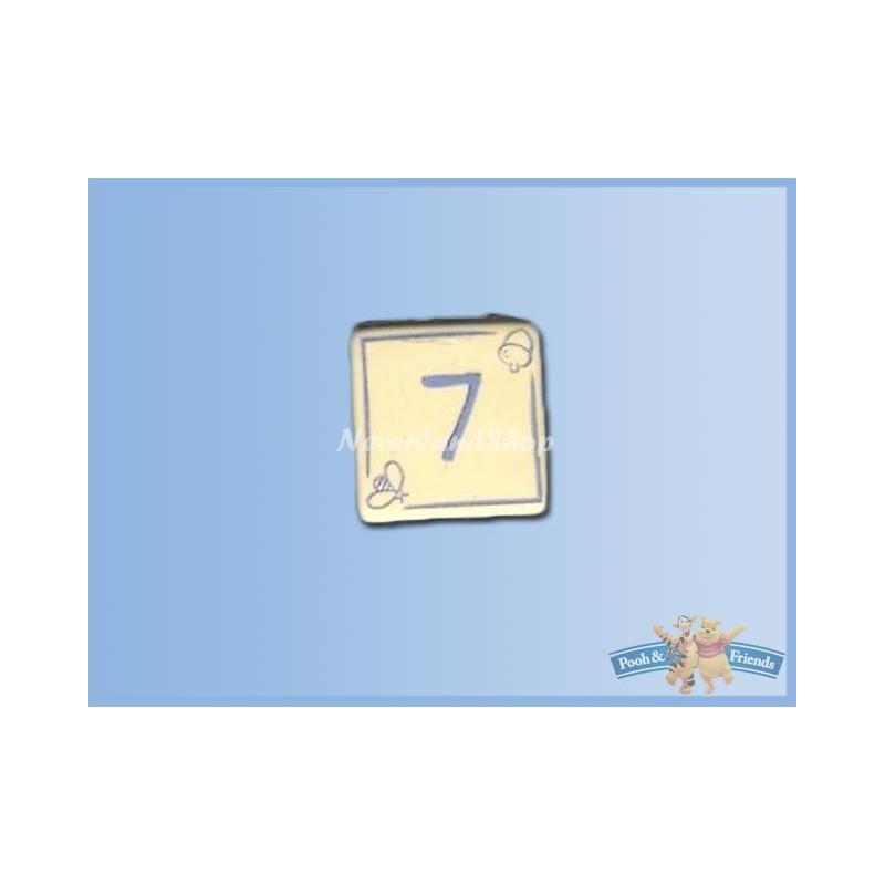Blok 7 (Met Letters C,M,W,T & Nr 7)