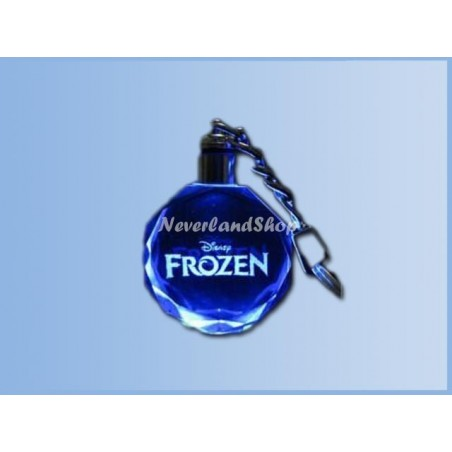 Sleutelhanger met licht - Frozen