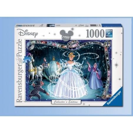 Puzzel 1000 Stuks Collectors Edition - Cinderella