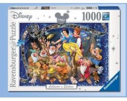 Puzzel 1000 Stuks - Snow White & the 7 Dwarfs