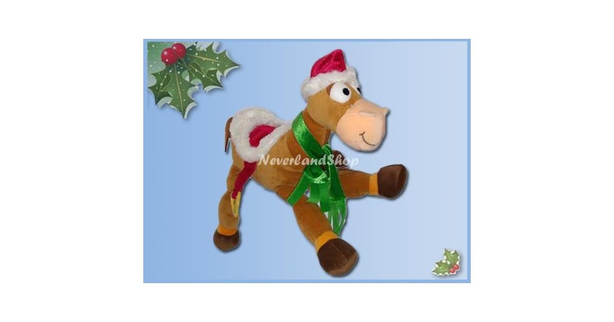 Disneystore Plush Kerst - Bullseye