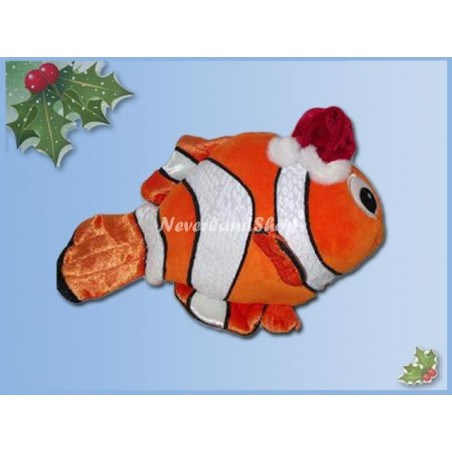 Disneystore Plush Kerst - Nemo