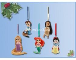 Animators Doll Collection Sketchbook Ornamentset