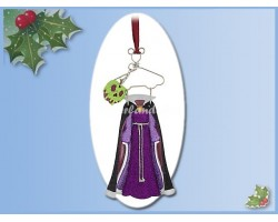 8517 Costume Ornament - Evil Queen
