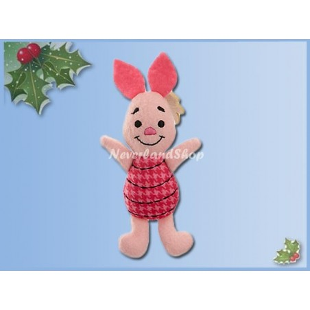 8499 StoryBook Plush Ornament - Piglet