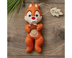 8507 StoryBook Plush Ornament - Dale