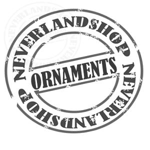 Thema Park Ornamenten